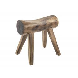 Rustico Log Stool