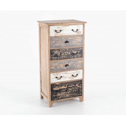 Piccadilly 120cm Chest of Drawers