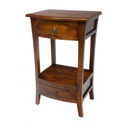Pacific 2 Drawer Telephone Table