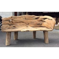 Driftwood King Bench