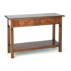 Mahogany Cape Cod Sofa Table