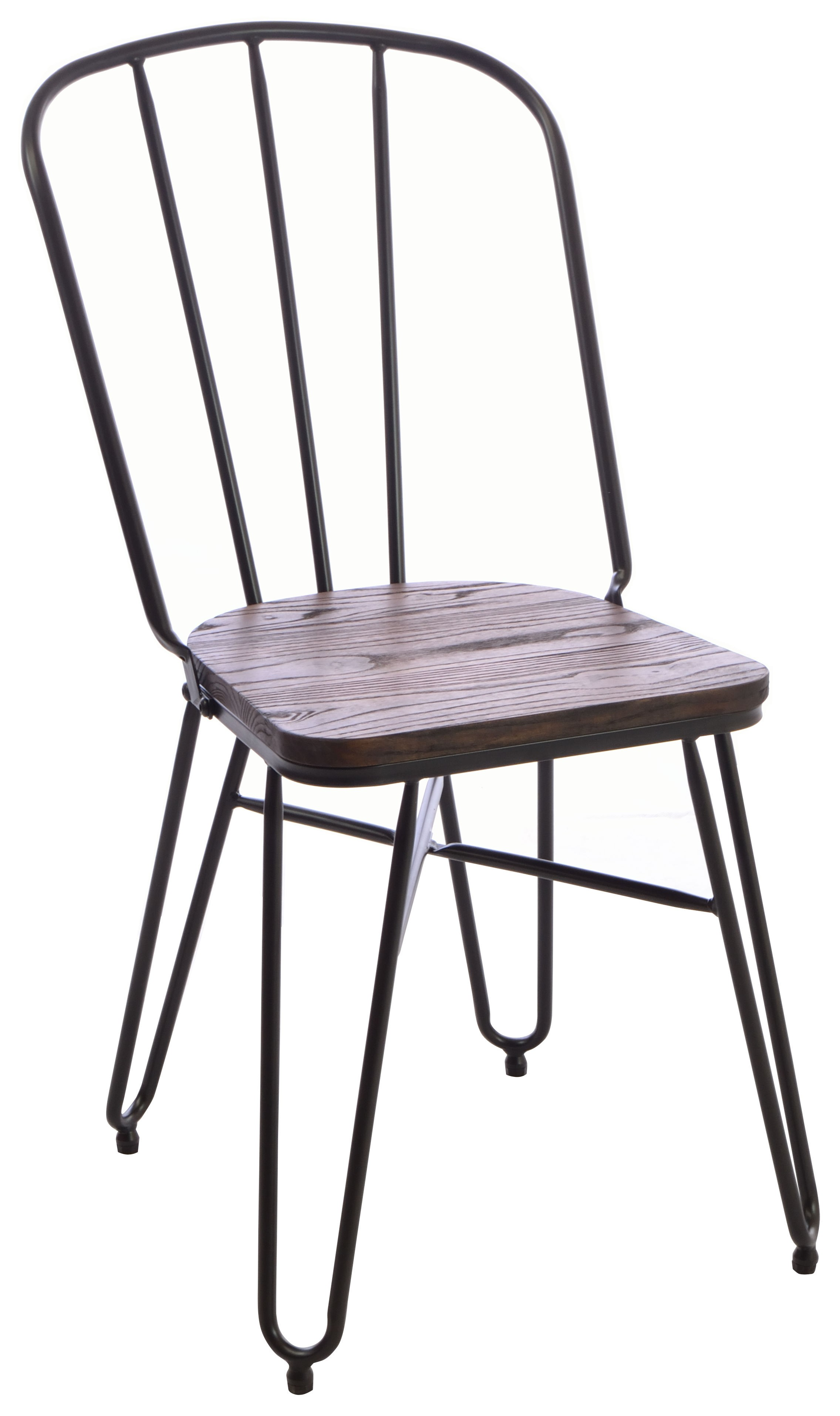 Fitzroy Hairpin Chair