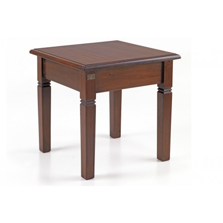 Mahogany Batavia Lamp Table
