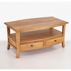 Light Mahogany Coffee Table