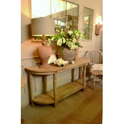 Vintage Long Console Table - out of stock