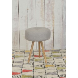 Lulu Upholstered Stool