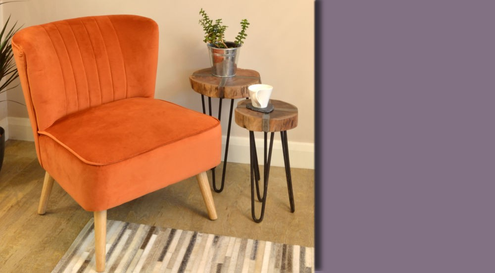 A fabulous occasinal or bedroom chair