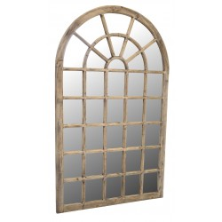 Vintage Tall Georgian Mirror - out of stock