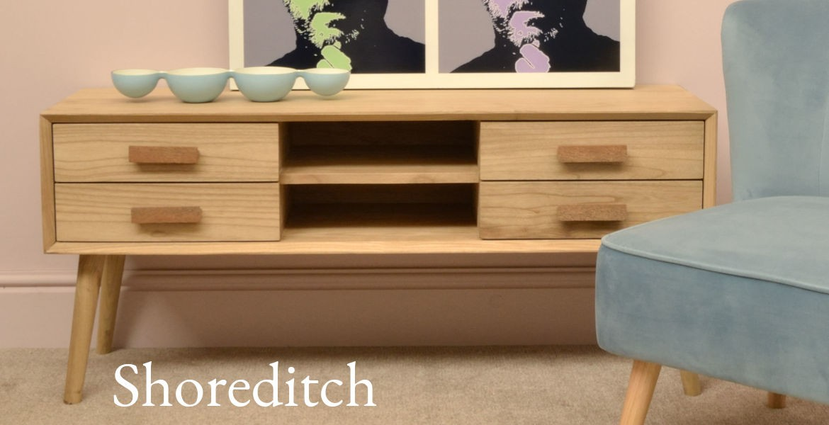 Order our Shoreditch Collection